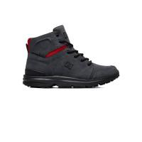 Dc TORSTEIN GREY/BLACK/RED pánské boty na zimu - 43EUR