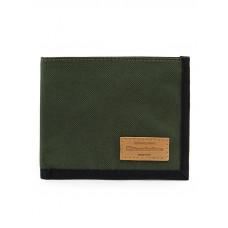 Horsefeathers KYLER olive luxusní pánská peněženka