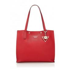 GUESS kabelka Kinley Carryall červená vel.