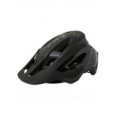 Fox Speedframe Pro black cyklistická přilba - L