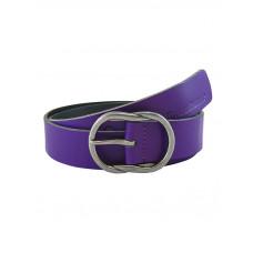 Horsefeathers BELLE violet dámský kožený opasek