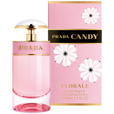 Prada Candy Florale toaletní voda Pro ženy 80ml