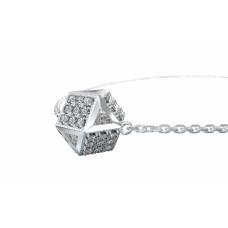 Couple Zlatý dámský náhrdelník 6690033-0-42-1