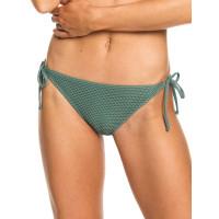 Roxy GARDEN SUMMEERS REG DUCK GREEN plavky dámské dvoudílné luxusní - M