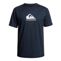 Quiksilver SOLID STREAK EU NAVY BLAZER pánské tričko s krátkým rukávem - M