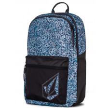 Volcom Academy BLUE BIRD studentský batoh