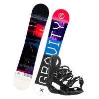 Gravity ELECTRA 1 dámský snowboardový set