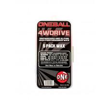 Oneballjay 4WD 5PK vosk na lyže