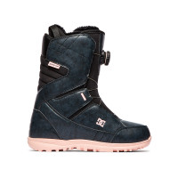 Dc SEARCH black dámské boty na snowboard - 42EUR