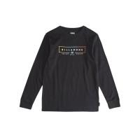 Billabong UNITY black dětské tričko s dlouhým rukávem - 12