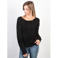 Element BOLD black dámský značkový svetr - S