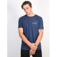 Animal RATE DARK NAVY pánské tričko s krátkým rukávem - M