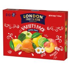 London čajová kolekce Tropické ovoce 30 sáčků
