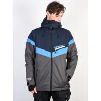 Rehall ALEX Wax Graphite pánské zimní bundy na snowboard - M