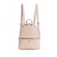 GUESS batoh Tabbi Logo Backpack růžový vel.