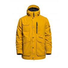 Horsefeathers BARNETT GOLDEN YELLOW zimní bunda pánská - XL