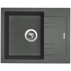 Sinks Kuchyňský dřez Linea 600 N Titanium