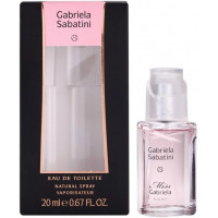 Gabriela Sabatini Miss Gabriela Night toaletní voda Pro ženy 20ml