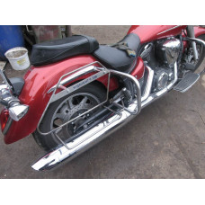 Yamaha XVS Midnight Star 950/1300 Padací rám zadní - Motofanda 1111