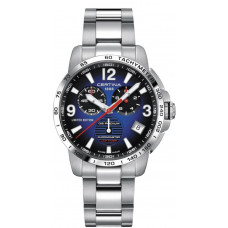 Certina DS Podium Quartz Chronohraph Precidrive COSC Chronometer Lap Timer C034.453.11.047.10 Limited Edition 450ks