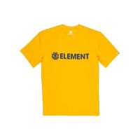 Element BLAZIN GOLD pánské tričko s krátkým rukávem - M