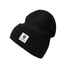 Element DUSK FLINT BLACK pánská zimní čepice