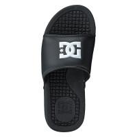 Dc BOLSA black pánské pantofle - 46EUR