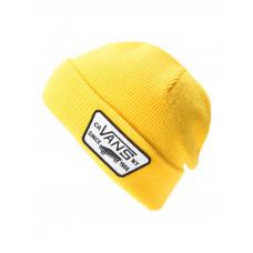 Vans MILFORD Lemon Chrome dětská zimní čepice