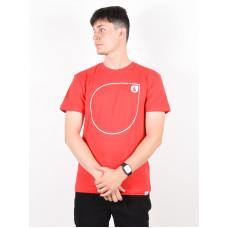 Picture Simpo RED pánské tričko s krátkým rukávem - XXL