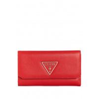 GUESS peněženka Analise Multi Clutch červená vel.