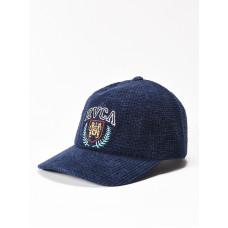 RVCA UNIVERSITY NAVY baseball čepice