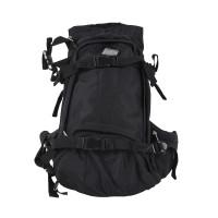 ICETOOLS Hike Pro TRUE BLACK studentský batoh - 19L
