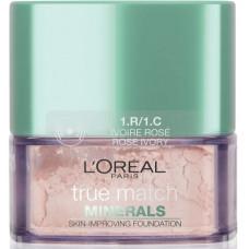 L'Oréal Paris True Match Minerals 10g - 1.R/1.C Rose Ivory