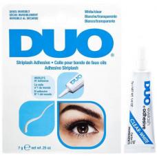 Duo Clear Lash Adhesive lepidlo na řasy čiré 7 g
