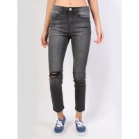 Billabong HOT MAMA BLACK PEBBLE značkové dámské džíny - 28