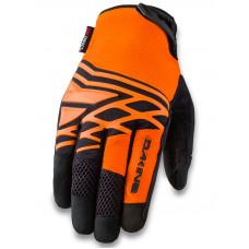Dakine SENTINEL VIBRANT ORANGE cyklistické rukavice - XL
