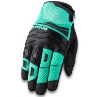 Dakine CROSS-X ELECTRIC MINT cyklistické rukavice - S