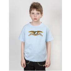 Antihero EAGLE BBY BLUE TDDLR dětské tričko s krátkým rukávem - 4T