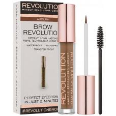 Makeup Revolution London Brow Revolution 3,8ml - Auburn