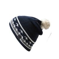 Quiksilver BARROW DRESS BLUES pánská zimní čepice