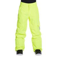 Dc BANSHEE SAFETY YELLOW zateplené kalhoty dětské - 12/L