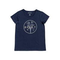Roxy ENDLESS MUSIC FOIL MOOD INDIGO dětské tričko s krátkým rukávem - 10/M