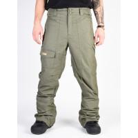 Dc DEALER BEETLE pánské softshellové lyžařské kalhoty - M