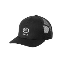 RVCA HEX black baseball čepice