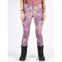Burton IVY QUARTZ CAMO zateplené kalhoty dámské - XS