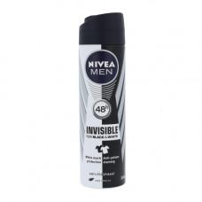 Nivea Men Invisible For Black & White 48h Antiperspirant M 150ml
