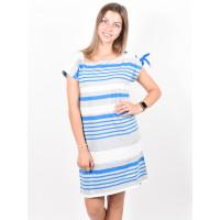 Picture Panel STGREY STRIPE společenské šaty krátké - M