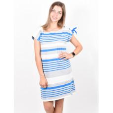 Picture Panel STGREY STRIPE společenské šaty krátké - L