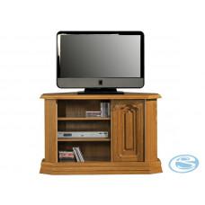 TV stolek typ F Kinga masiv - PYKA