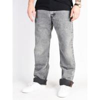 Levis 501 STF 5 POCKET GREY značkové pánské džíny - 30-32